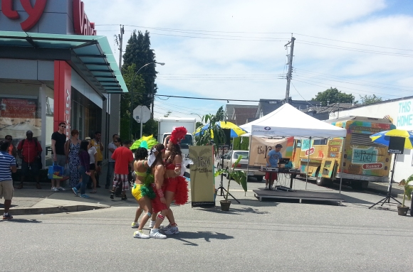Car Free Day, Main Street, Vancouver, CA