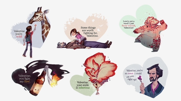 Valentine's Day, The Last of Us way. | Image source.